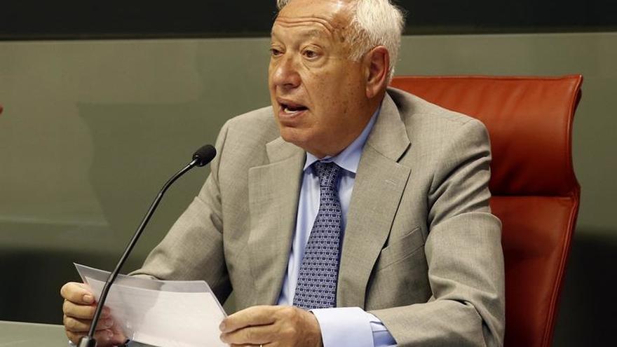 Margallo ve imposible formar gobierno sin la cooperación activa de PSOE y C's