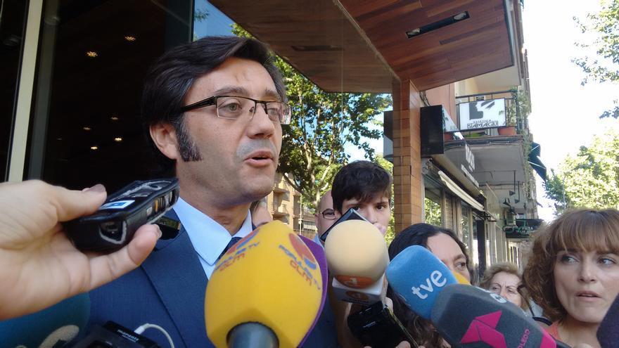 Arturo Romaní, antiguo consejero de Hacienda de Castilla-La Mancha