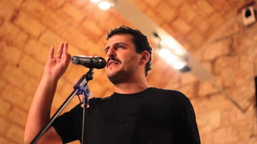 El cantautor toledano Carlos Ávila