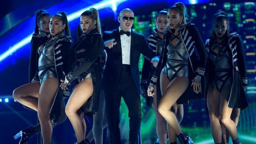 Pitbull repetirá desde Miami la fiesta de Fox para recibir el año nuevo