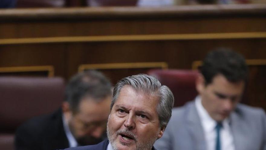 M. Vigo: el Gobierno no decide si se imparte Filosofía, sino las comunidades