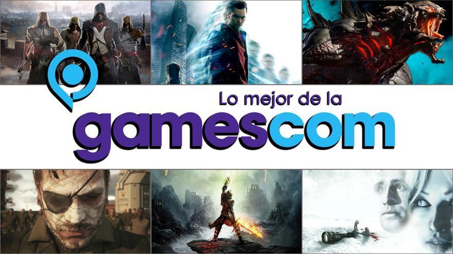 Lo mejor Gamescom