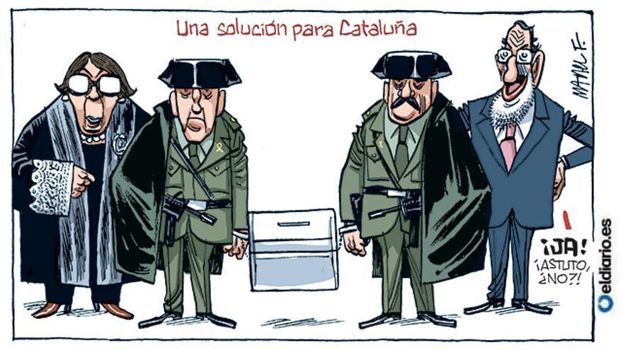 Una solución para Cataluña