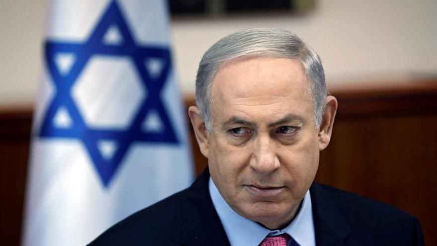 La Policía israelí investiga si Netanyahu lanzó una campaña contra un rival político