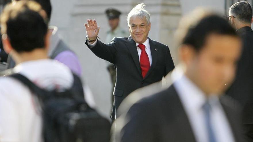 Piñera afirma que el fallo de La Haya ha confirmado los argumentos de Chile