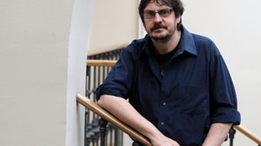 El escritor Felipe Pigna