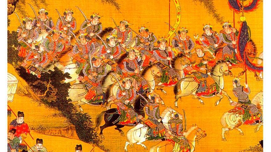 Pintura de la dinastía Ming