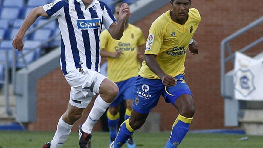 Del partido entre la UD Las Palmas y el Recreativo de Huelva #7