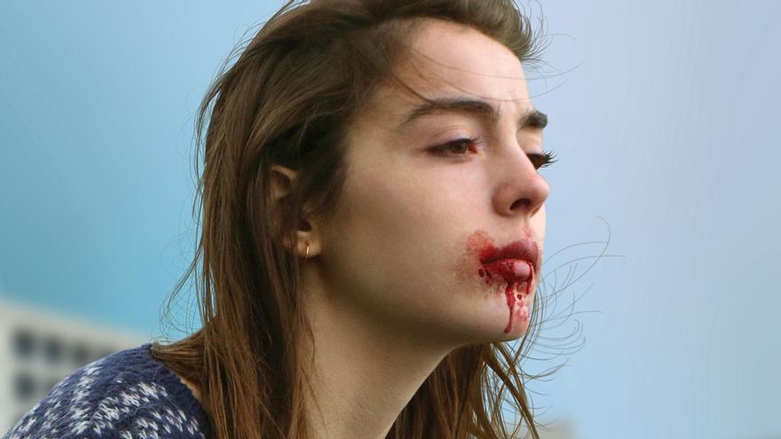 Garance Marillier en 'Crudo' de Julia Ducournau