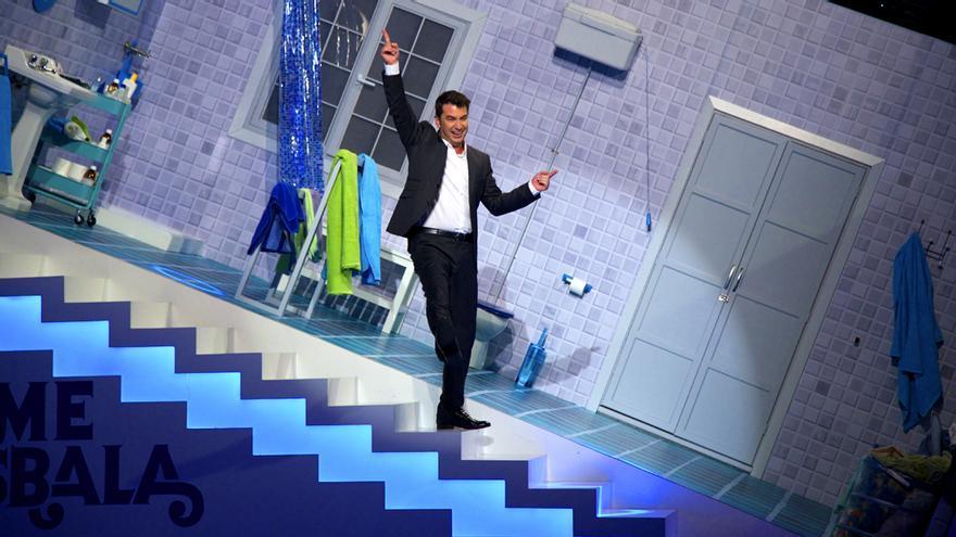 Arturo Valls, en la nueva temporada de 'Me resbala'