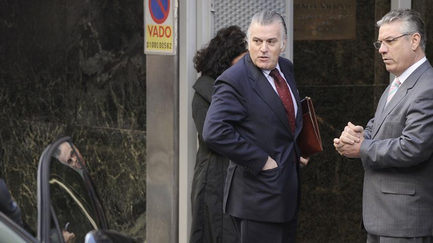 El extesorero del PP, Luis Bárcenas. / G3online