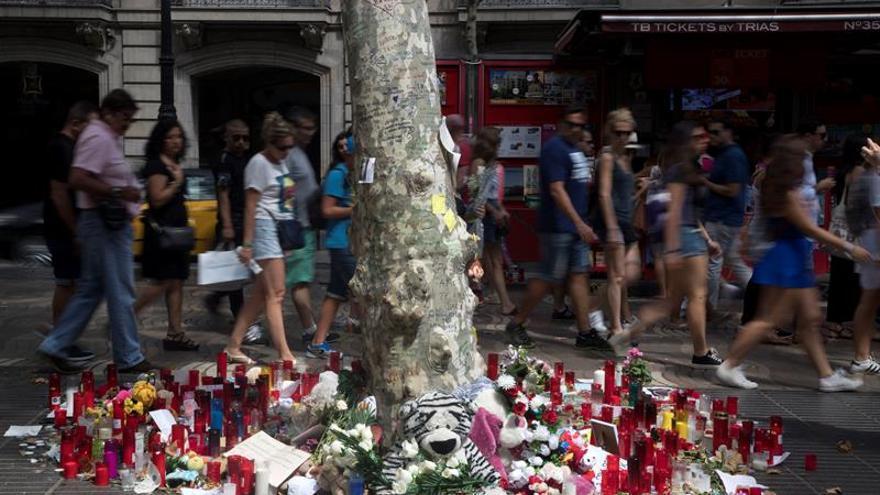 Siete personas, dos graves, todavía hospitalizadas por atentados de Cataluña