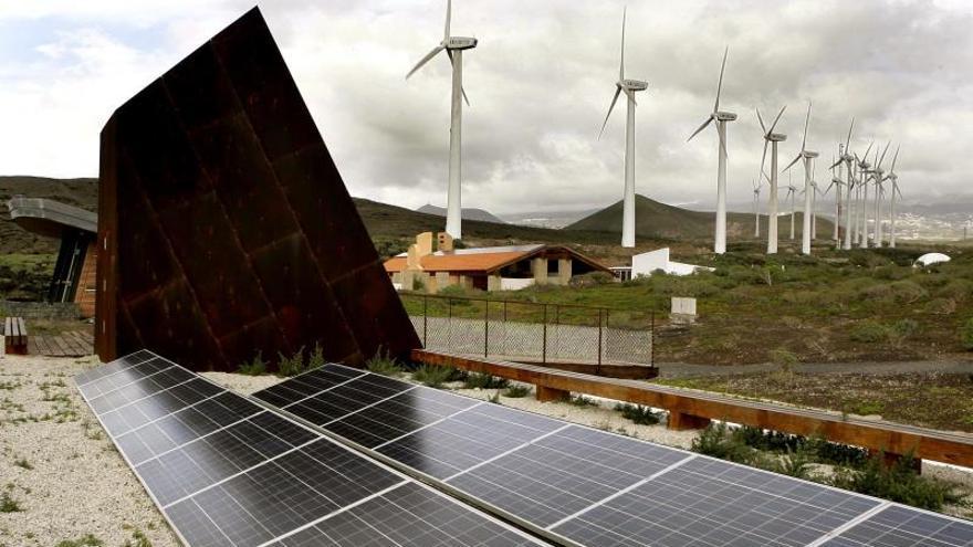 La Ley de cambio climático prevé un sistema eléctrico 100 % renovable en 2050