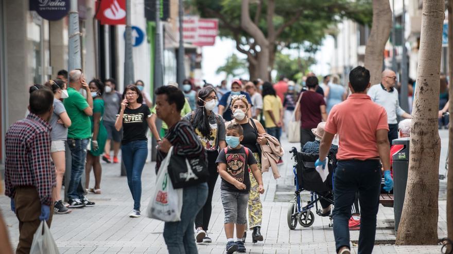 """Lanzarote aumenta las restricciones ante la """"preocupante"""" propagación de la COVID-19"""