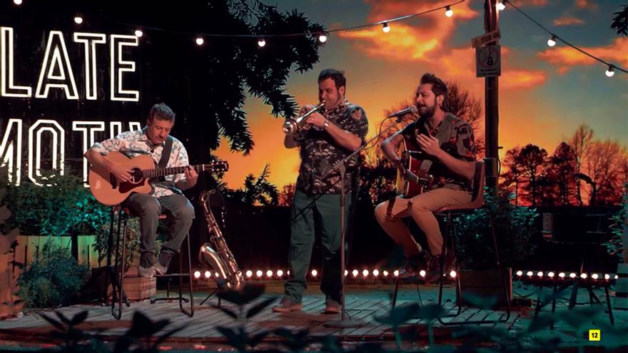 "'Late Motiv' dedicó su comienzo musical a Pablo Alborán: ""Ole tú"""