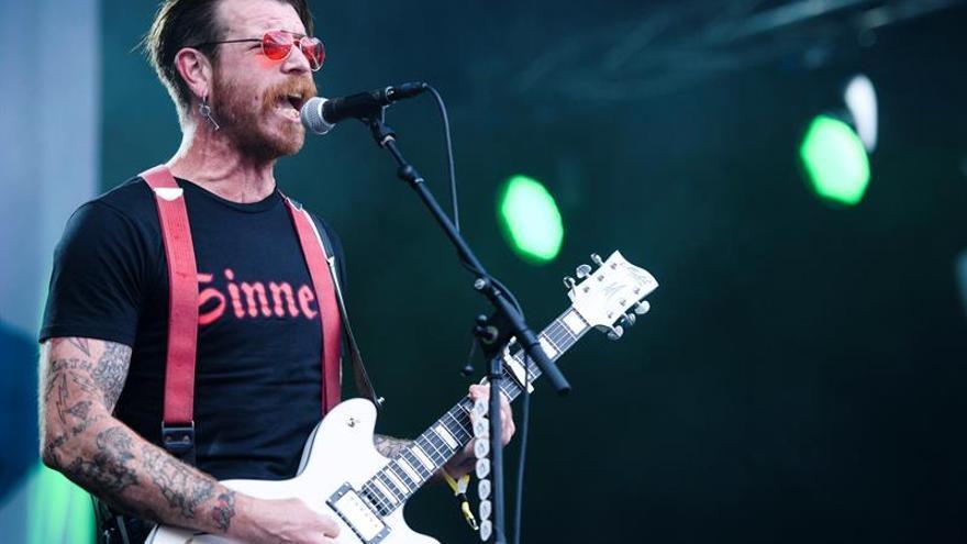 Eagles of Death Metal tocará en Barcelona y Madrid tras suspender su gira