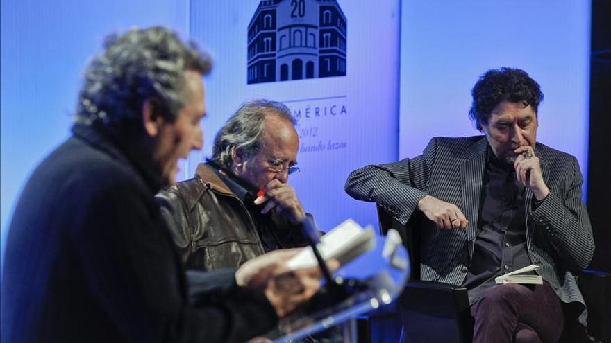 Sabina, Serrat y Miguel Ríos ponen música a los versos de Caballero Bonald