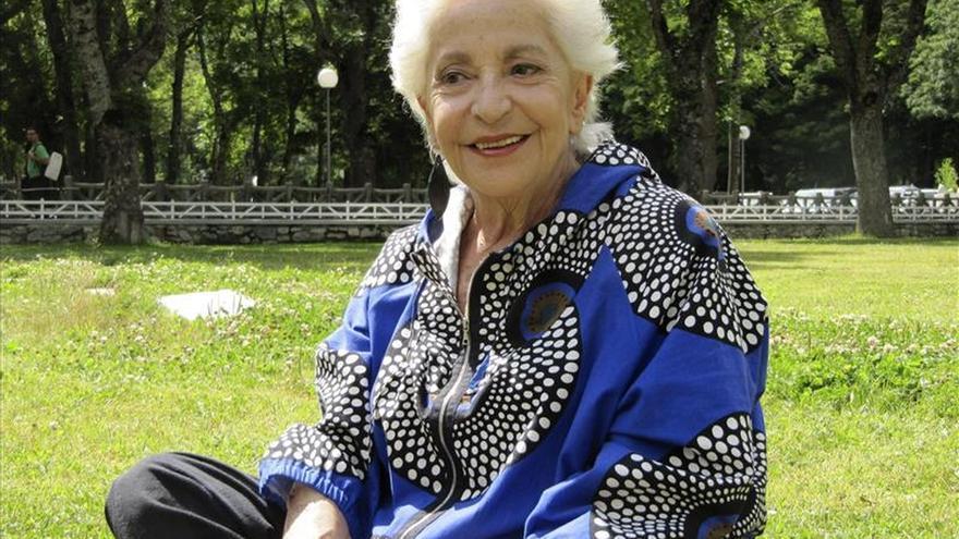 Teresa Berganza acudirá al homenaje que le dedicará hoy Vivica Genauxen