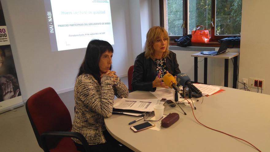 Comienza el proceso participado para la elaboración de la nueva ley foral para la Igualdad