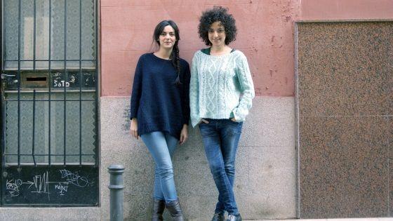 Beatriz Arjona y Virginia