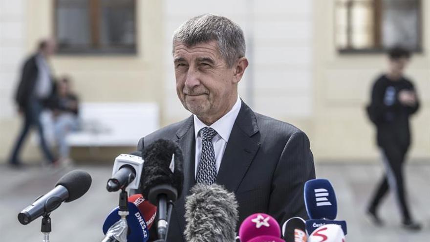 El millonario Andrej Babis es cesado como ministro de Finanzas checo