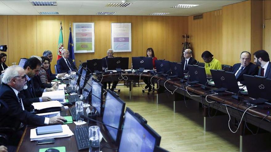 Los conservadores presentarán una moción contra el Gobierno socialista portugués