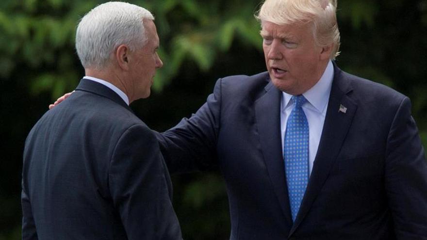El vicepresidente estadounidense, Mike Pence, visitará Colombia en agosto