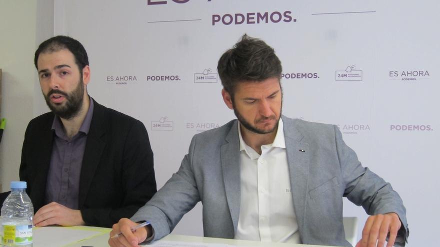 """Podemos Cantabria propondrá un Plan de I+D+i dotado con """"varias decenas"""" de millones"""