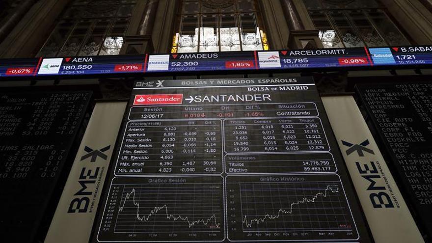 La Bolsa española abre con ganancias y se apunta un 0,29 por ciento
