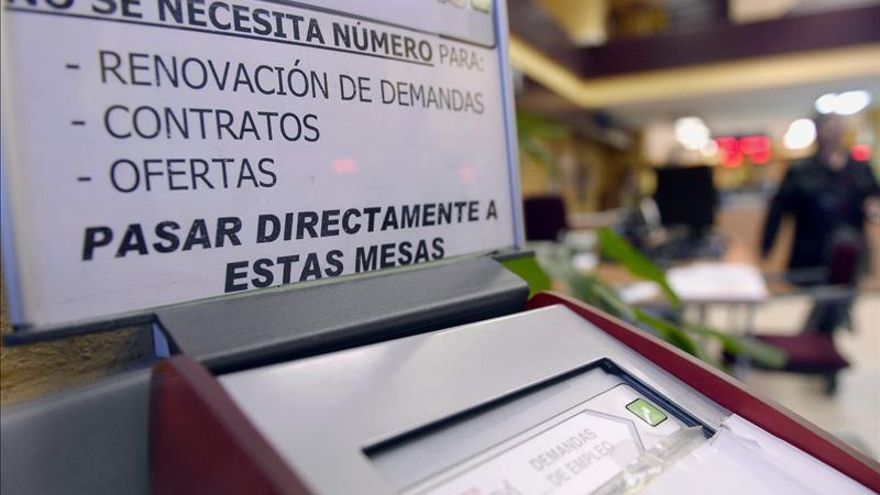 La cifra de desempleados sigue en los mismos niveles de mediados de 2009.