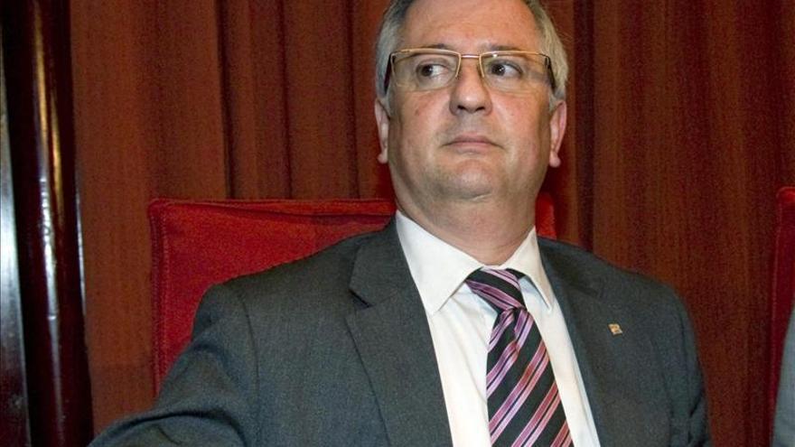 El conseller de Justicia catalán desvincula su futuro del dimitido Martorell