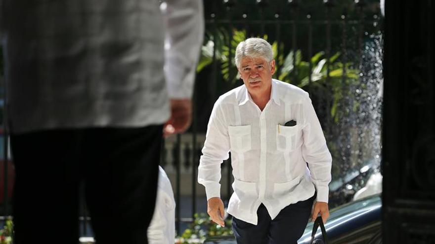 """Dastis no teme choques el 1-O: """"Somos personas civilizadas en España"""""""