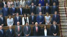 Los recortes en violencia machista que se esconden tras el minuto de silencio del Congreso