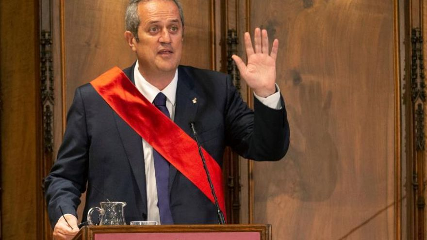 La Fiscalía rechaza que Forn salga de prisión para los plenos municipales de Barcelona
