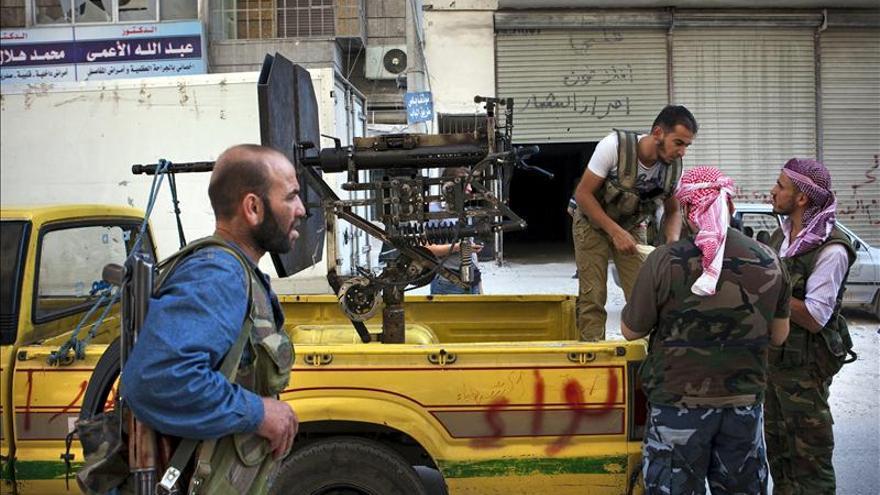 Los rebeldes sirios anuncian la toma de control de la cárcel central en Idleb