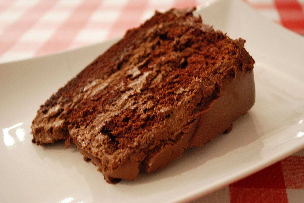 Tarta de chocolate_Malasaña a mordiscos_La Gloria