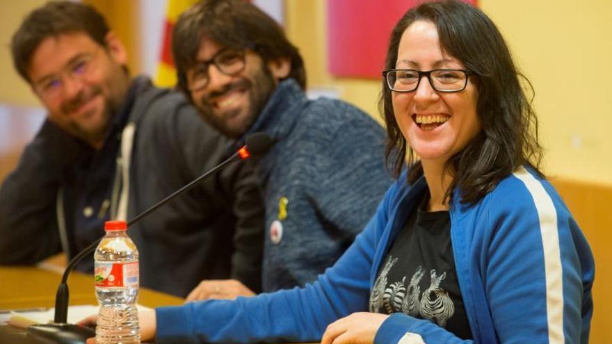 Fachín presenta Front Republicà, su candidatura al Congreso con Poble Lliure