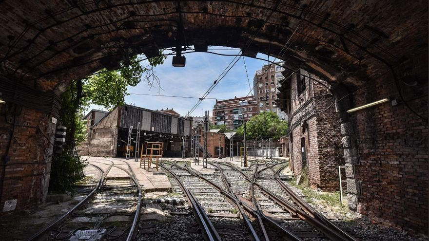 El Ayuntamiento de Madrid concede la licencia para demoler las Cocheras de Cuatro Caminos