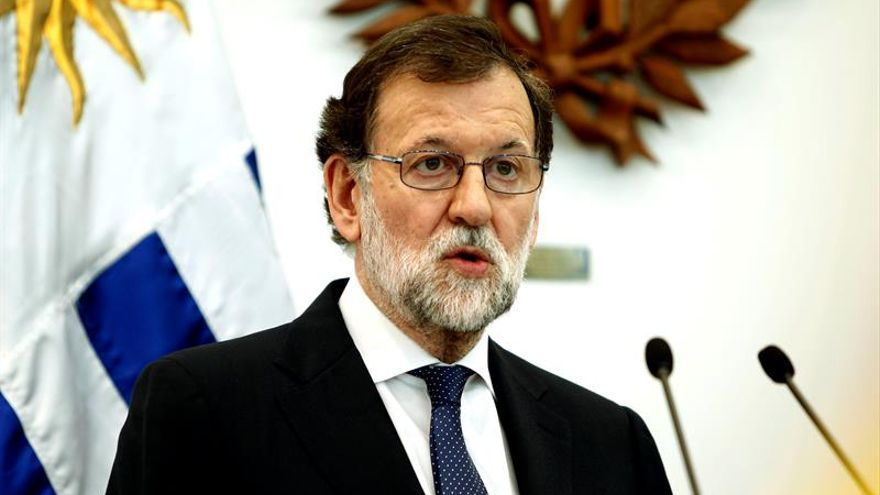Rajoy pide un acuerdo político en Venezuela que dé lugar a las elecciones