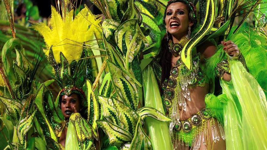 """La samba, una """"centenaria"""" con un gran futuro"""