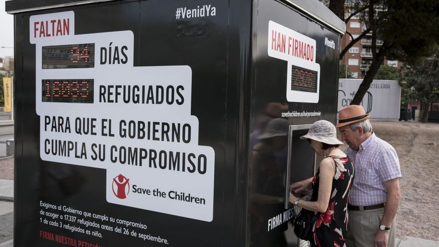Foto: Pedro Armestre/Save the Children