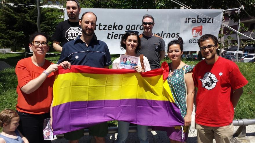 """Irabazi reivindica la República y el municipalismo como """"señas de identidad"""""""