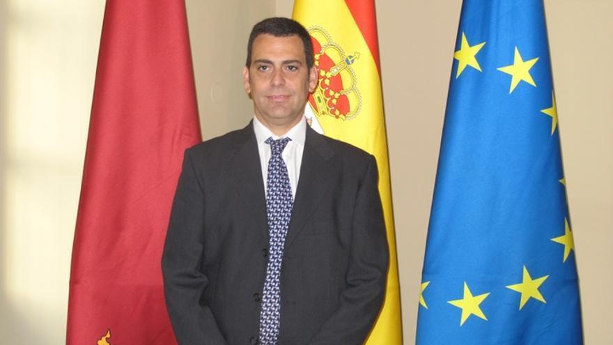 El director de Transportes, Costas y Puertos, José Ramón Díez de Revenga