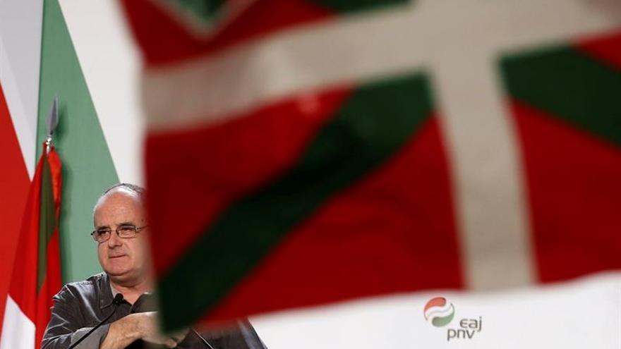 Egibar: Euskadi y Cataluña deben acordar con el Estado el derecho a decidir