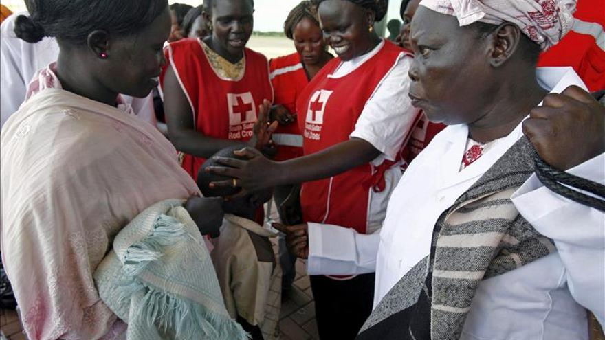 Más de 20.000 desplazados por combates entre tropas y rebeldes en Sudán