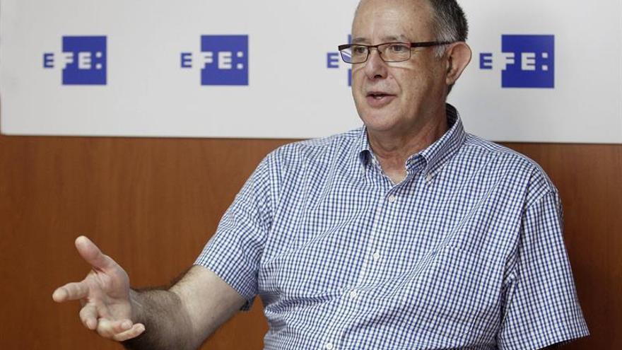 Luis José López-Abellán, director del Centro Oceanográfico de Canarias