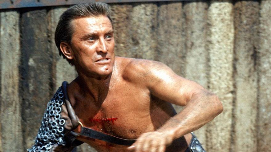 Fotograma de la película 'Espartaco'