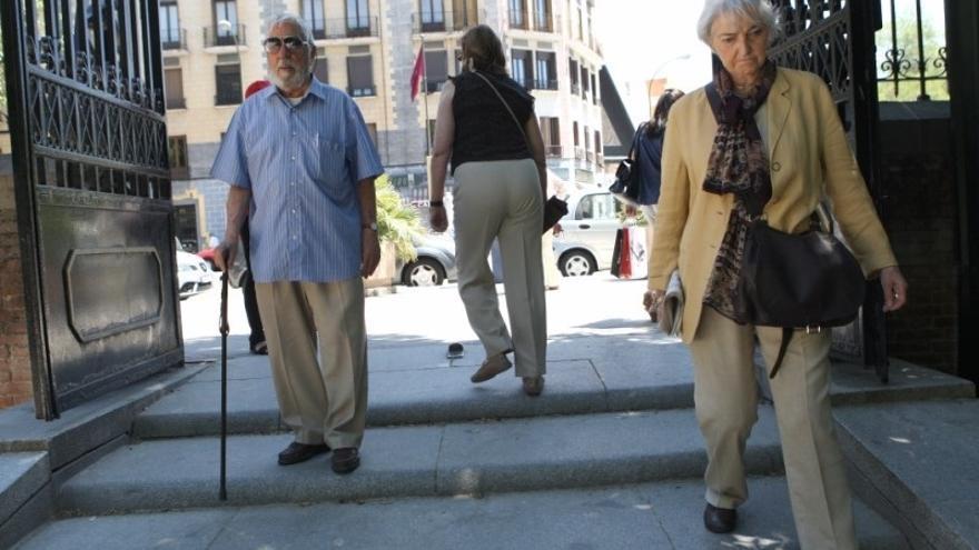 La pensión media de jubilación se sitúa en noviembre en Cantabria en 1.112 euros, un 0,12% más