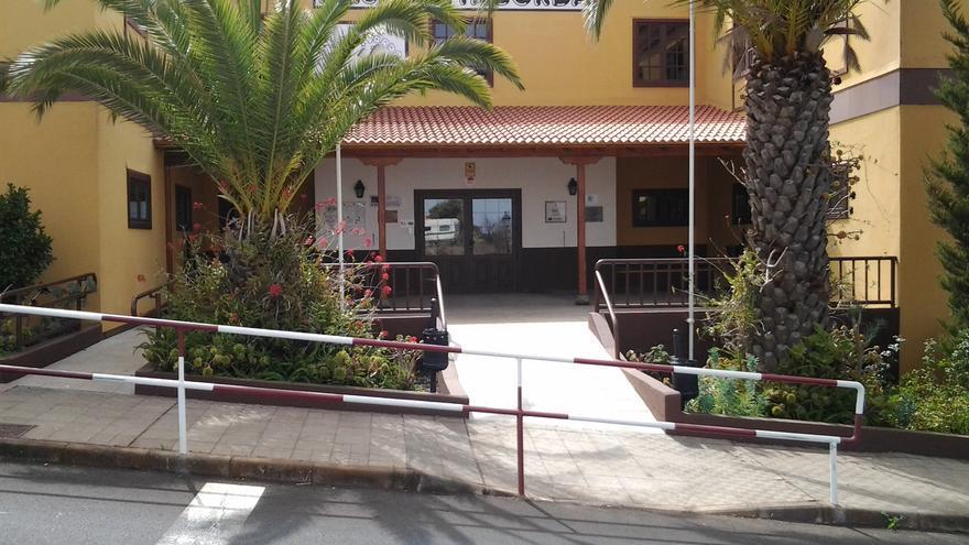 Instituto de Educación Secundaria (IES) Puntagorda.