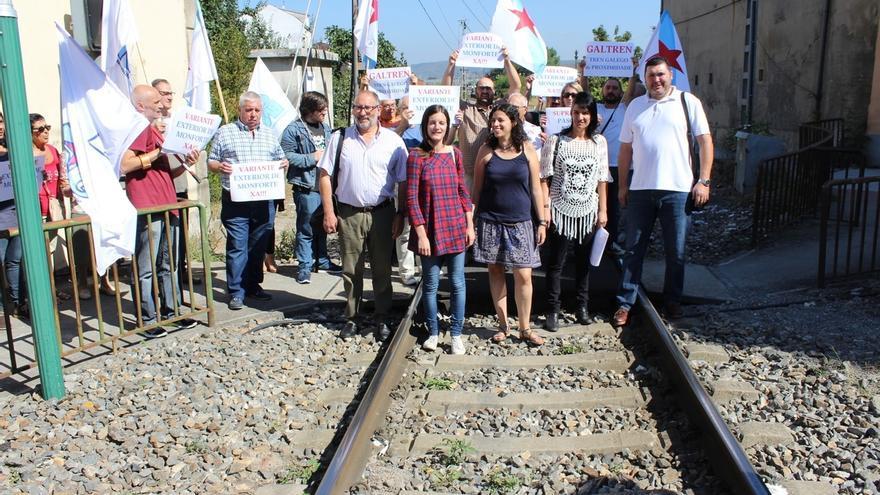 El BNG propone crear el Galtren, una entidad pública que aglutine los servicios ferroviarios que pasen por Galicia